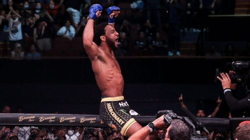 Bellator 263 results: A.J. McKee blasts and cranks Patricio Freire, wins title in two minutes
