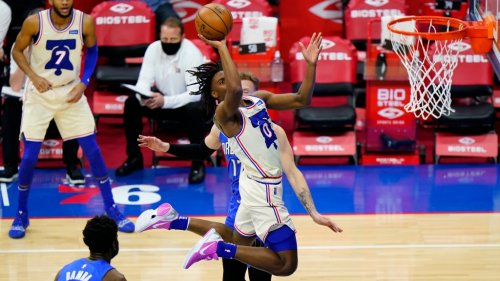 Sixers praise Tyrese Maxey for huge performance in home win over Magic