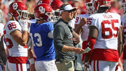 Oklahoma takes over No. 1 in latest post-spring power rankings