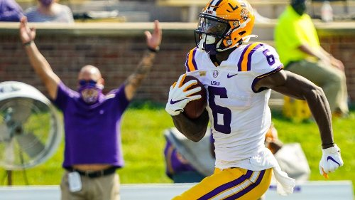 Prospect or the Pack: LSU WR Terrace Marshall Jr.