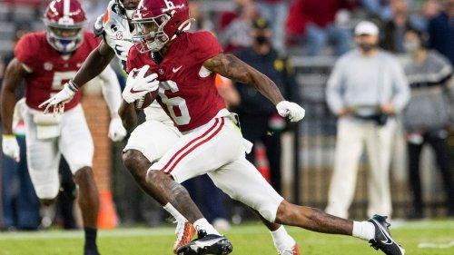 Panthers pick Alabama WR Devonta Smith in Mel Kiper's latest 2021 NFL mock draft