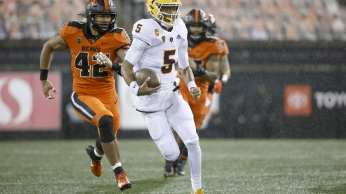 Taking an early look at the top 15 QB prospects in the 2022 NFL Draft class