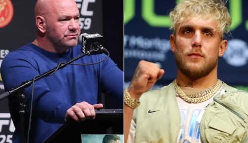 Dana White to Jake Paul: 'Go fight somebody your own size,' stop asking for Jorge Masvidal