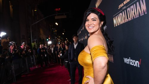 No, Gina Carano was not fired for being conservative
