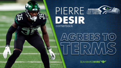 CB Pierre Desir agrees to terms with Seattle, will return to Seahawks