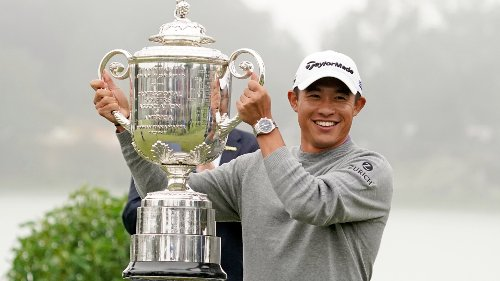 Collin Morikawa's Goliath-sized game, curious mind give the defending PGA champ staying power