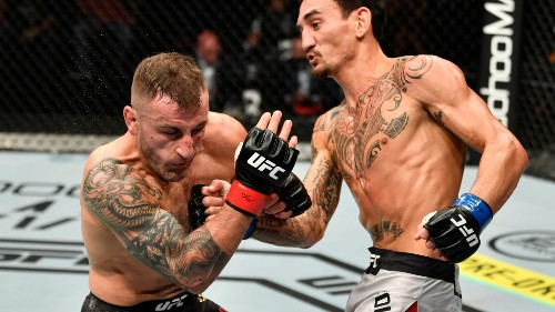 Dana White after UFC on ABC 1: Alexander Volkanovski can't deny Max Holloway deserves trilogy
