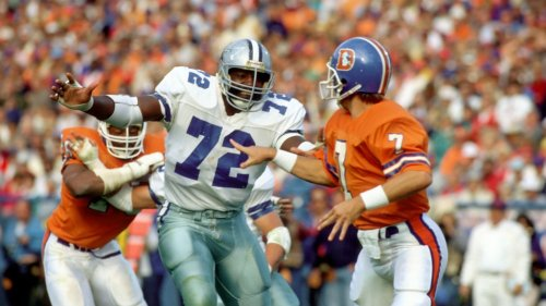 Ed 'Too Tall' Jones: Cowboys' ultimate big man walked away from football, came back better