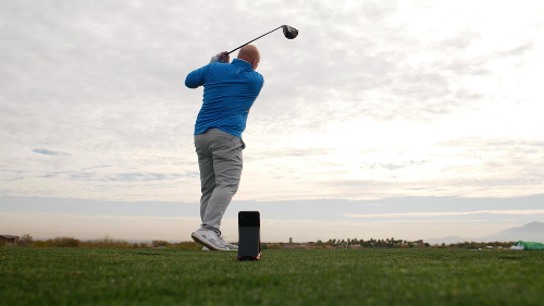 The Connected Golfer: Portable launch monitors are a game-changer for weekend golfers