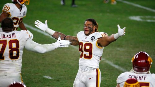 Chase Young 'vouched' for Washington to sign rookie running back