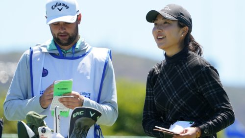 Lauren Kim feeling at home as she contends at LPGA Mediheal Championship