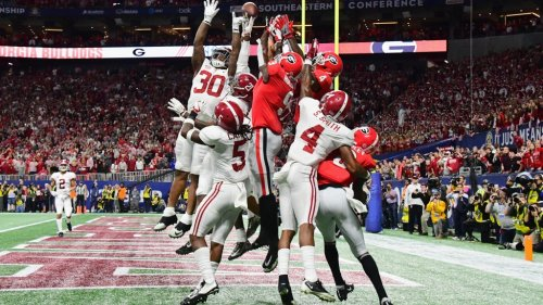 UGA Wire's way-too-early college football top 25 for 2021
