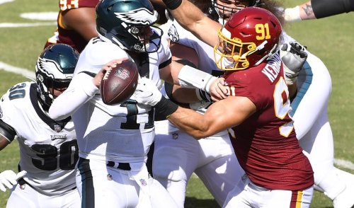 Top photos of Ryan Kerrigan after he agrees to one-year deal with Eagles
