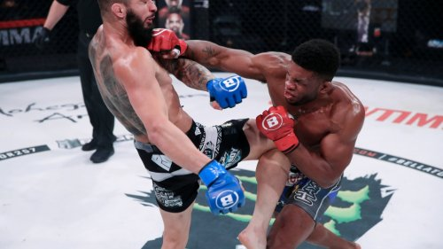 MMA Junkie's 'Fight of the Month' for April: A banger in Bellator