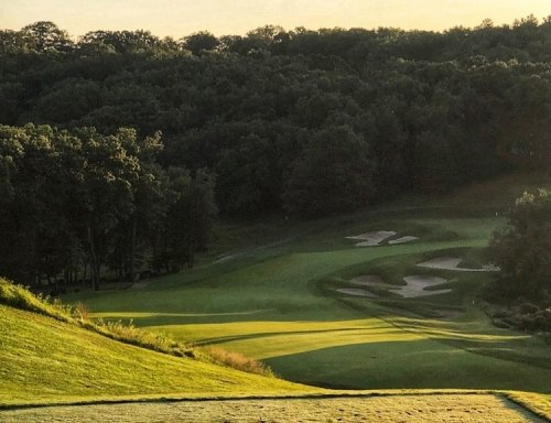 A New York municipality sold off its golf course — and got free play for first responders