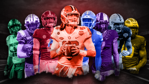 2021 NFL draft: Prospect rankings for every position