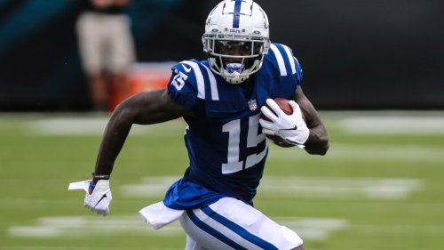 Colts' 2021 training camp preview: WR Parris Campbell