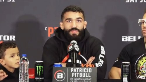 Still a Bellator champion, Patricio 'Pitbull' vows to come back stronger after loss to A.J. McKee