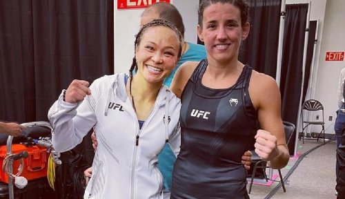 Michelle Waterson issues statement on UFC on ESPN 24 loss: 'I'll be back'