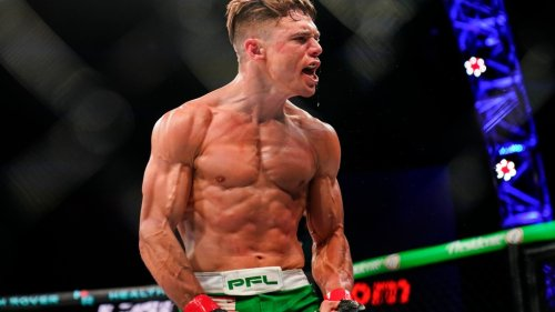 Chris Wade says move to featherweight has paid dividends: I'm probably the biggest dude in this weight class