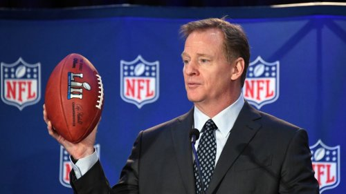 Roger Goodell says Dan Snyder was 'held accountable'