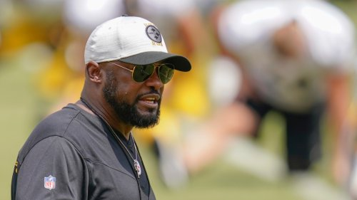 Why Pittsburgh Steelers HC Mike Tomlin doesn't care about Najee Harris