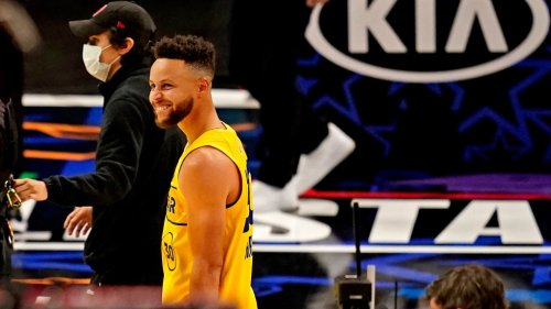 NBA Twitter reacts as Steph hits last moneyball to win 3-Point Contest