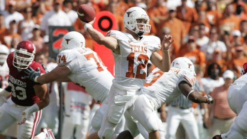 Texas ranked among top teams that didn't win a national title