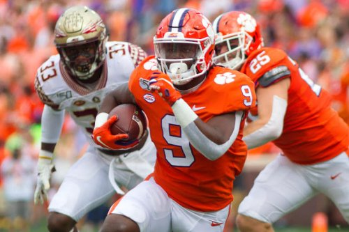 2021 NFL Draft: Highlights from top RB prospects