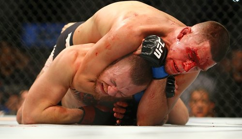Nate Diaz blasts 'spoiled little b*tch' Conor McGregor on 5-year anniversary of UFC 196