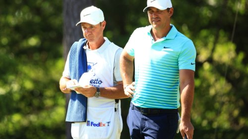 With eye on U.S. Open, unfocused Brooks Koepka misses cut in Palmetto Championship at Congaree