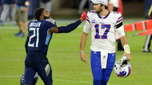 Titans show Josh Allen how hard the NFL is for every young quarterback