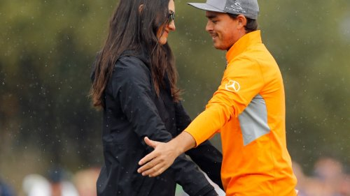 Rickie Fowler and wife Allison expecting baby in November