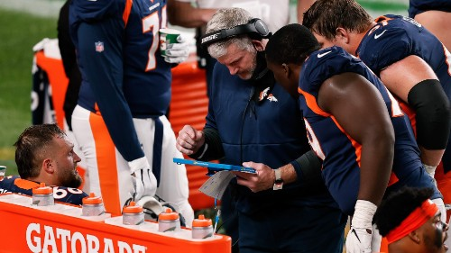 Here's why Broncos offensive linemen love Mike Munchak