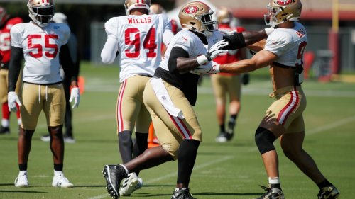 Return of Dee Ford, Javon Kinlaw causing problems for 49ers offense