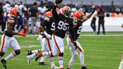 Updating the Browns defensive depth chart after the 2021 NFL draft