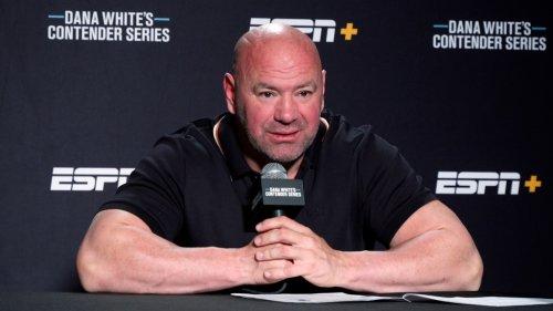 UFC president Dana White OK with fighter's bigoted 'terrorist' taunt toward Afghan opponent