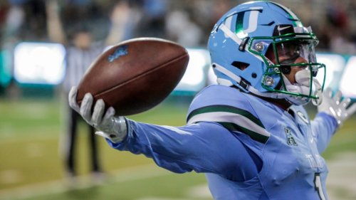 Saints agree to terms with former Tulane WR Jalen McCleskey
