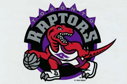 The Raptors will start the NBA season in Tampa Bay, so fans made them awesome new logos