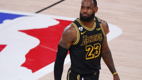LeBron James and the Lakers are quickly back to being who we thought they were