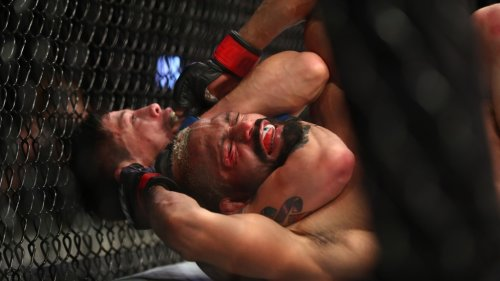 MMA Junkie's 'Submission of the Month' for June: A new UFC champ emerges