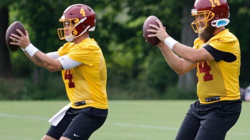 15 players to watch at Washington Football team training camp