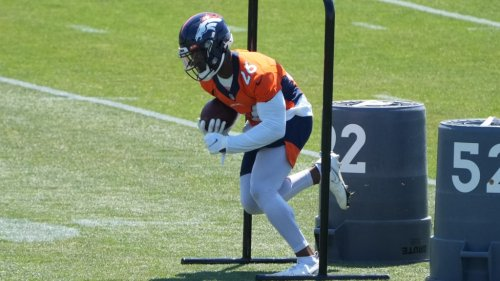 Don't forget about Mike Boone in Broncos' running back rotation