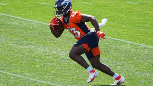 Broncos RB Javonte Williams agrees to 4-year contract