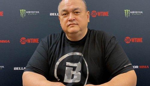 Scott Coker reveals target date, event for when Bellator will allow fans to return