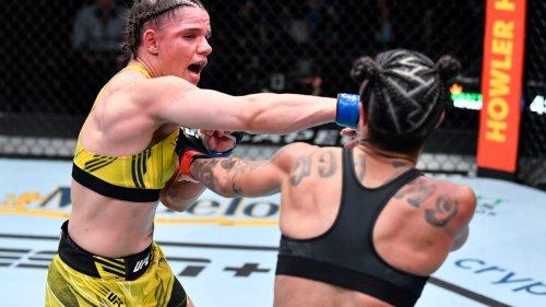 UFC Fight Night 195: Best photos from Las Vegas