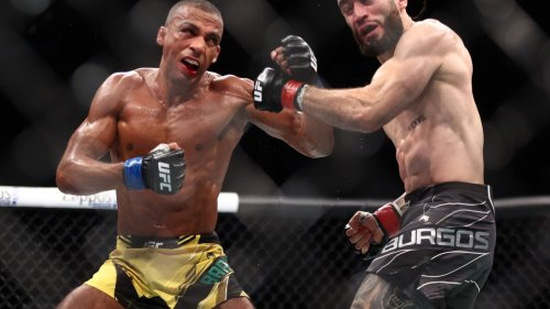 Edson Barboza on bizarre KO of Shane Burgos at UFC 262: 'I really don't understand'