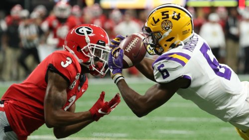 Predicting every SEC team's final 2021 record