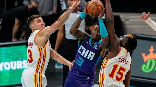 Hornets Reaction: Charlotte starts slow, late rally undone by Hawks in loss