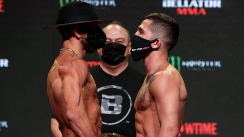 Bellator 258 live and official results